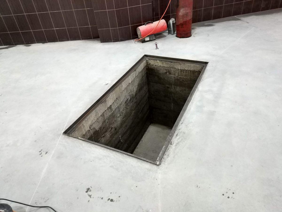 Бетон разметка емкость пластиковая для цементного раствора