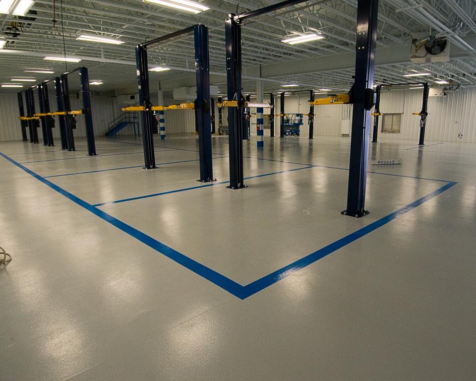 Полиуретановое покрытие бетона может ли повышать подвижность бетонной смеси добавлением воды