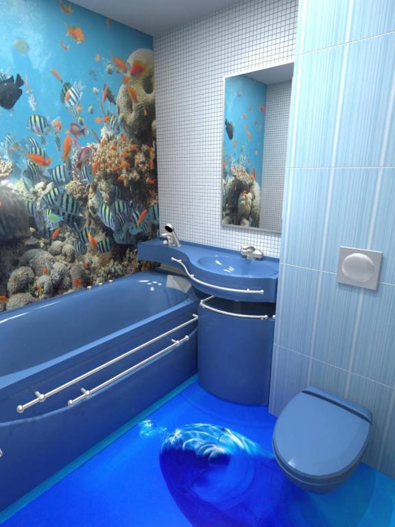 Наливные полы 3d цены, в ванне где купить 3d наливной пол